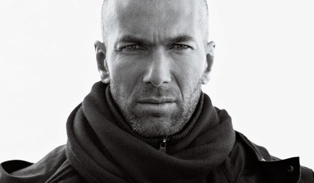 Zidane vem ao Brasil só como turista
